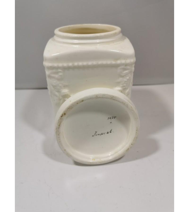 Indas užsukamas, antikvarinis, galimai vaistinės. Kaina 13