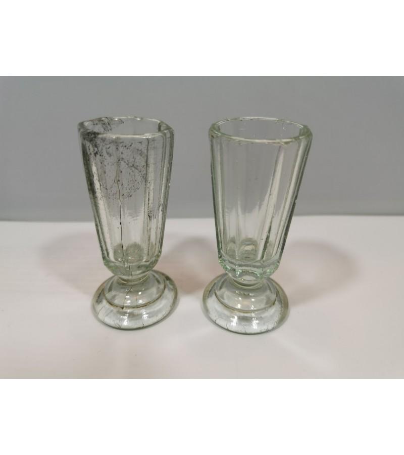 Stikliukai, taurelės, lafitnik antikvariniai. 2 vnt. Kaina 25 už abu arba po 16