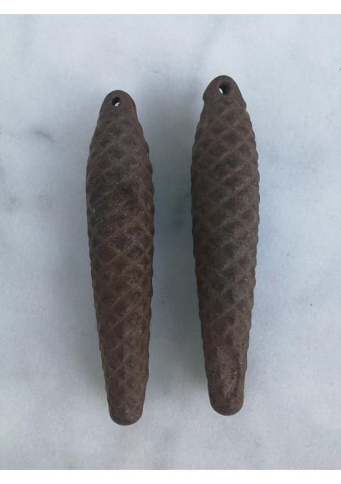Laikrodžio kankorėžiai, špižiniai po 500 gr., 2 vnt. Kaina po 5