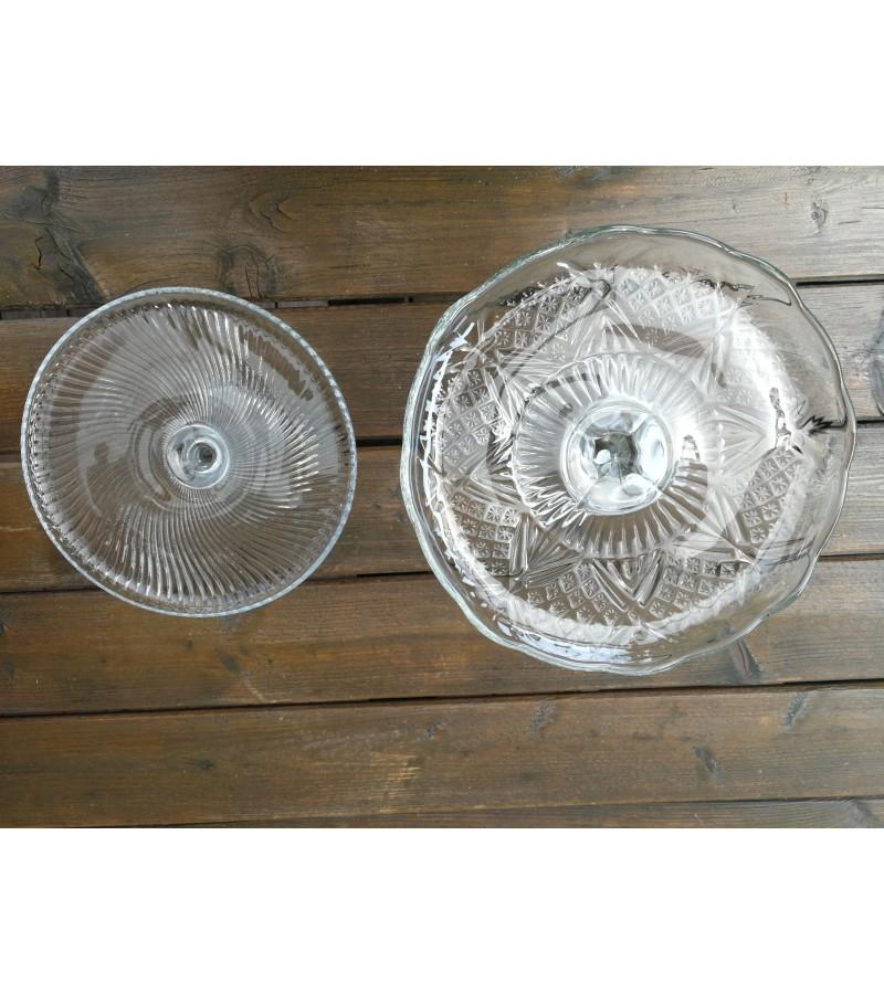 Tortinės stiklinės. Kaina 16 ir 11