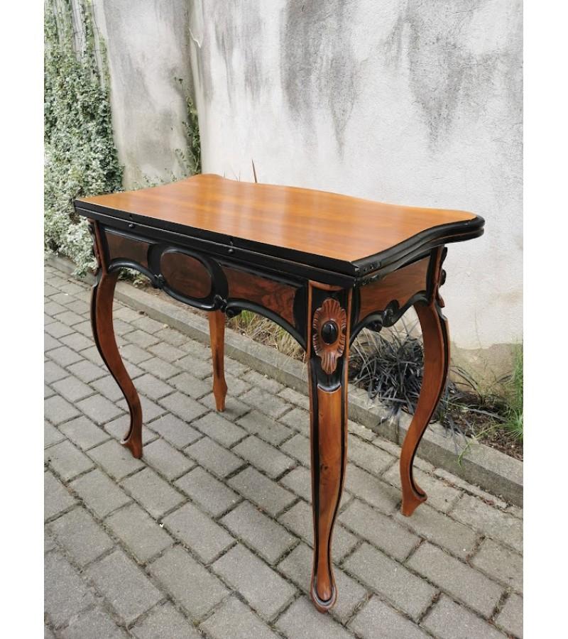 Stalas konsolė, antikvarinis, restauruotas. Tvirtas. Kaina 267