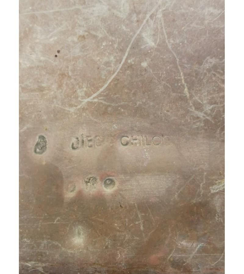 Svarstyklės, bezmėnas antikvarinės, prabuotos, žallvarinės. Kaina 87