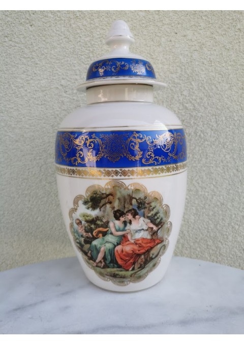 Vaza urna Oscar Schlegelmilch. Vokietija. Kaina 63