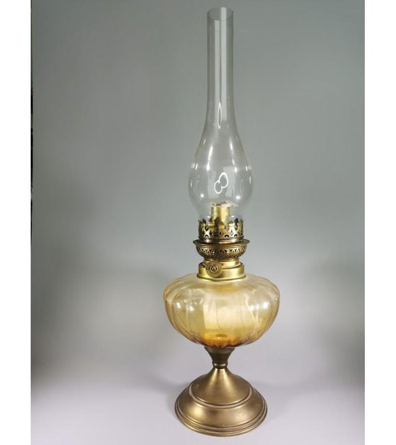 Žibalinė lempa antikvarinė. Kaina 58