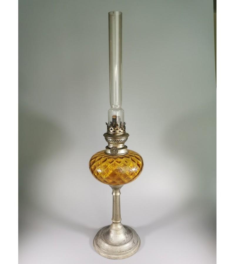 Žibalinė lempa antikvarinė. Kaina 63