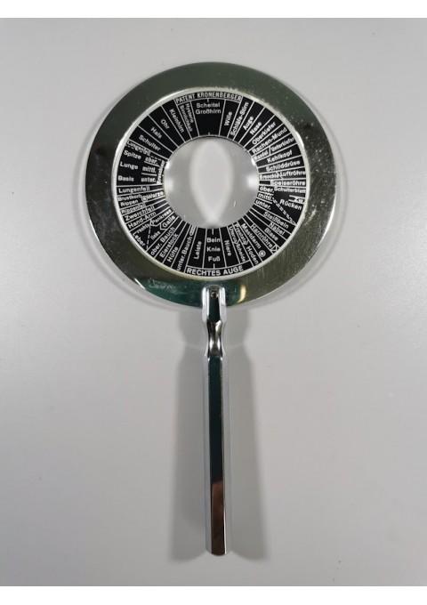 Gydytojo prietaisas antikvarinis. Kaina 28