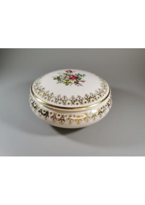 Dėžutė porcelianinė France F.D. Porcelaine de luxe. Kaina 38