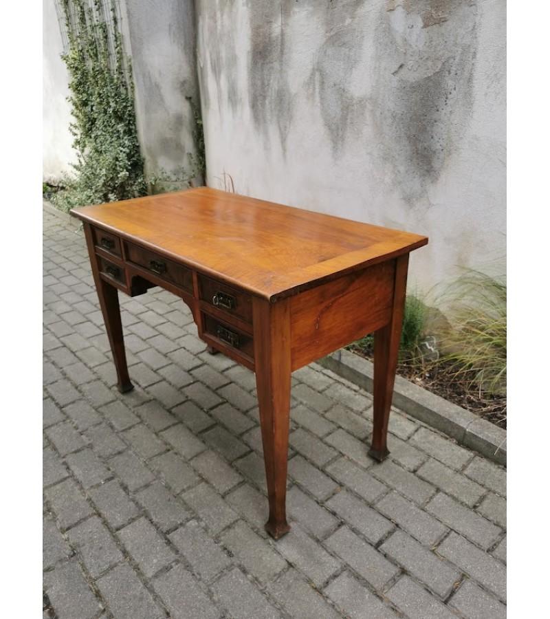 Rašomasis stalas, tvirtas, antikvarinis, Jugendstil. Kaina 205