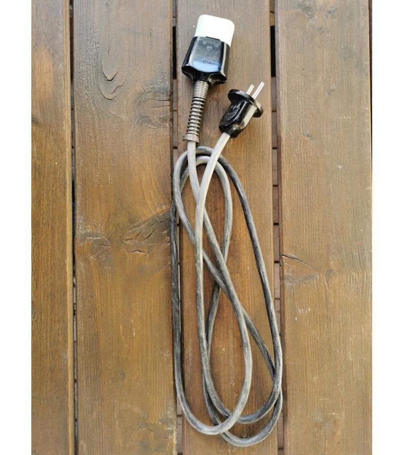 Elektros laidas antikvariniams, senoviniams prietaisams. Nenaudotas. Kaina 23