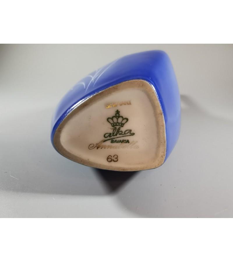 Vazelė porcelianinė stilinga Alka Bavaria Germany Annabella. Kaina 33