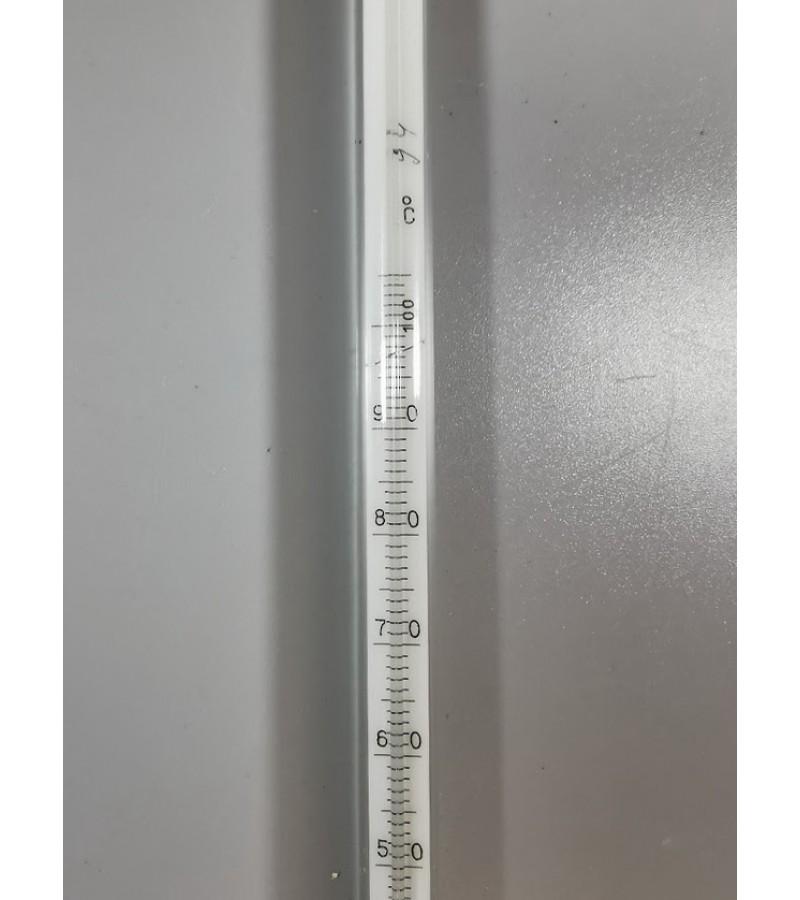 Termometras tarybinis, 1977 m. originalioje pakuoėje. Kaina 13