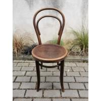 Kėdė Thonet stiliaus, antikvarinė, reljefiniu įspaudu. Tvirta. Kaina 87