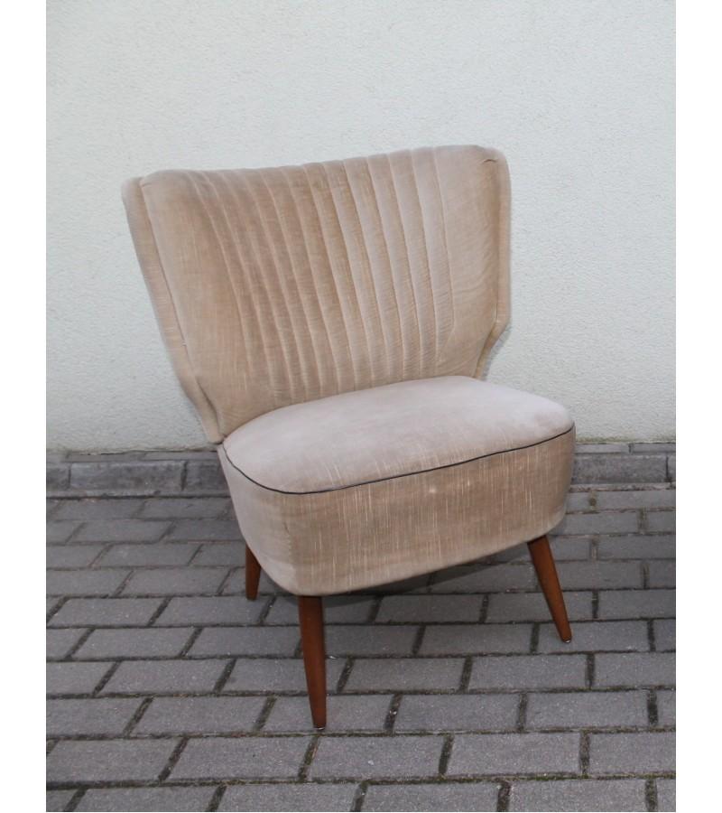 Fotelis vintažinis, Mid-century modern style. Kaina 197