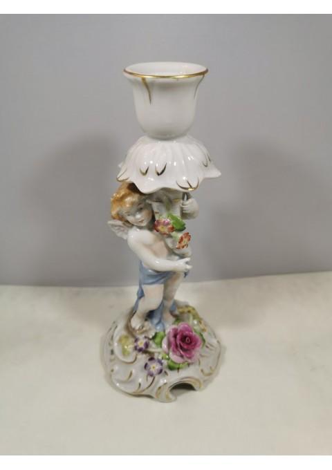 Žvakidė porcelianinė,  Vokietija. Kaina 18