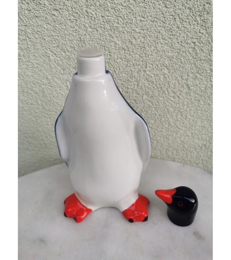 Grafinas porcelianinis Pingvinas LFZ. Autorius Kolcov A. P. Kaina 72