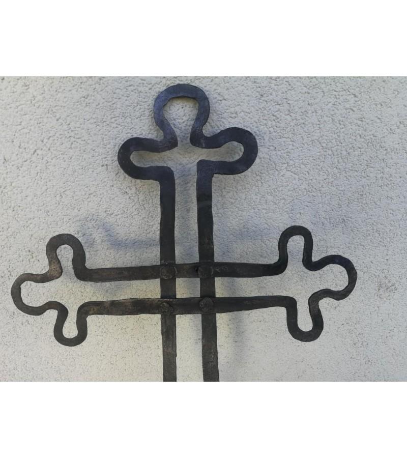 Kryžius kaltinis, antikvarinis. Kaina 87