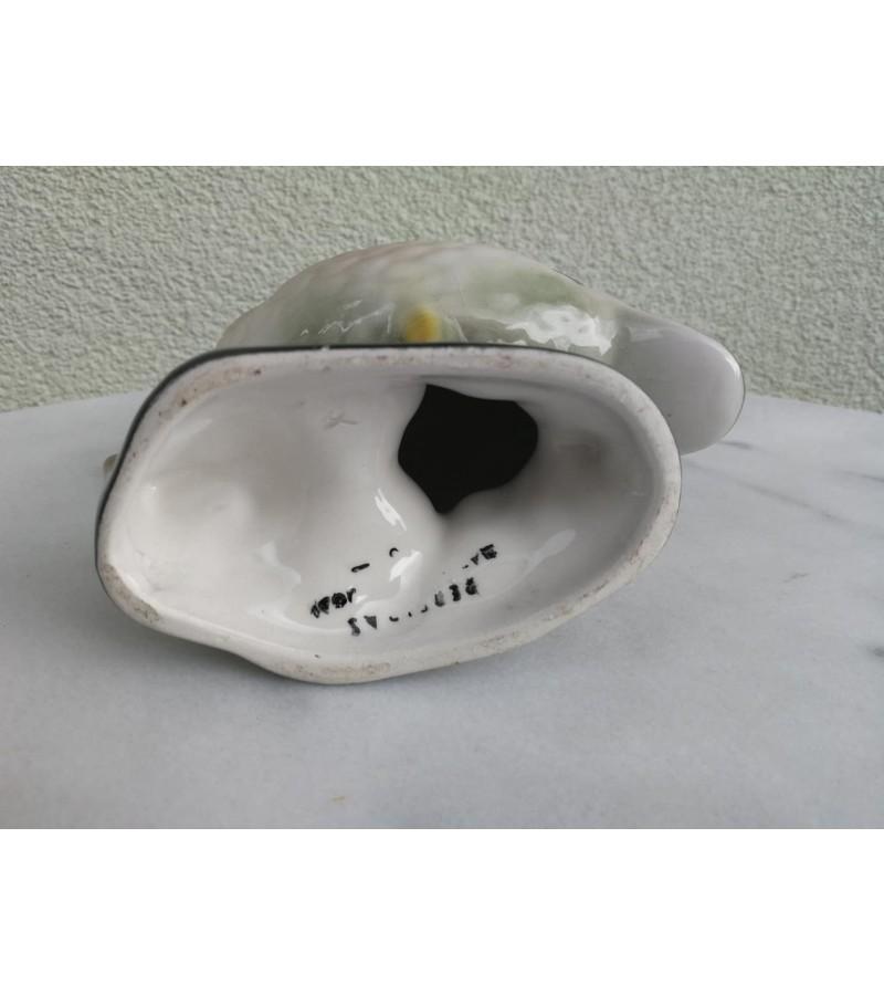 Statulėlė porcelianinė Žąsis. Kaina 18