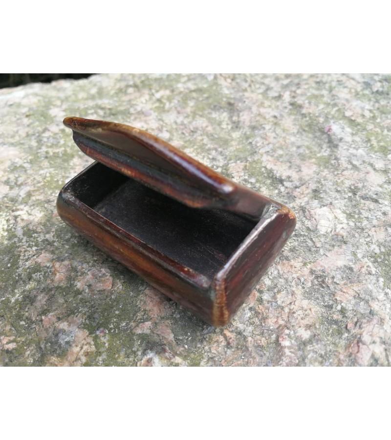 Tabokinė antikvarinė, medinė. Kaina 12
