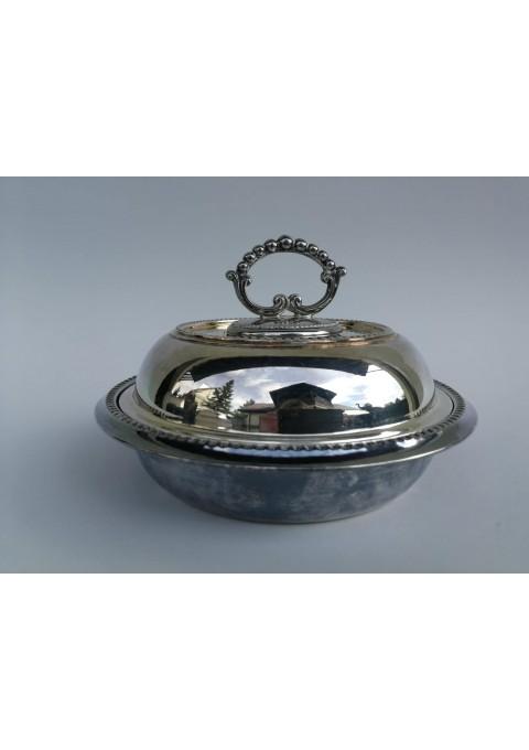 Indas antikvarinis sidabruotas, sunkokas. Kaina 32