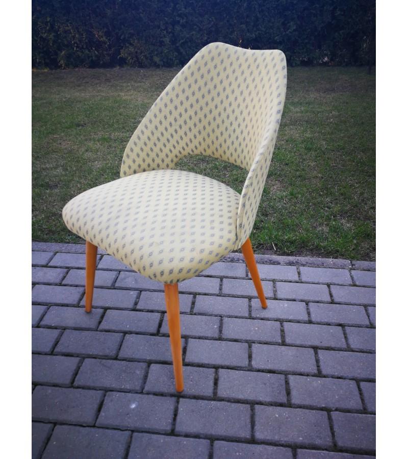 Kėdė komfortiška Mid-century modern stiliaus. Kaina 68