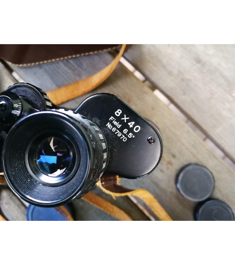 Žiūronai, puikios optikos ir vaizdo kokybės - Sirius IOC. 8 x 40. Kaina 47