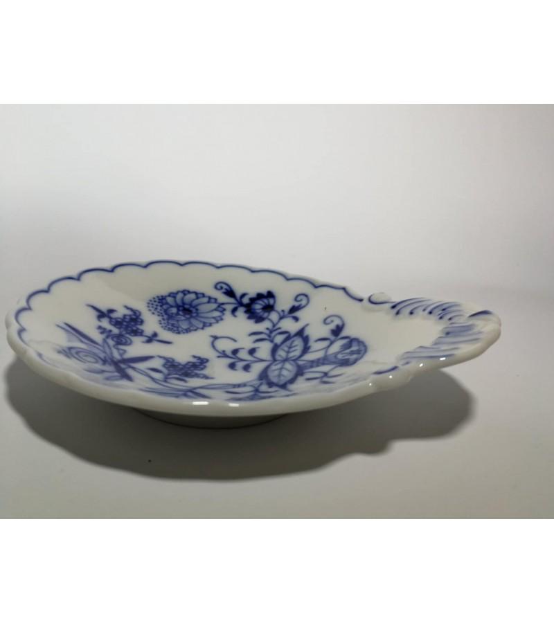 Meissen porcelianinė lėkštelė. Kaina 32