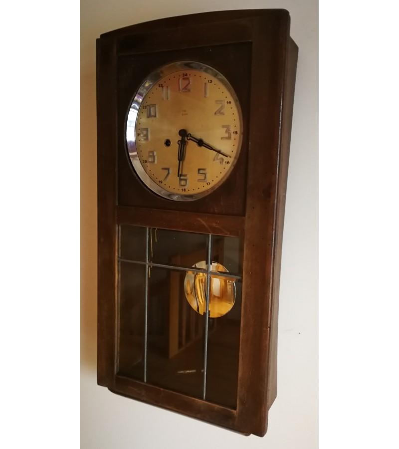Laikrodis antikvarinis EG ELGIN Art Deco stiliaus. Veikiantis. Kaina 157