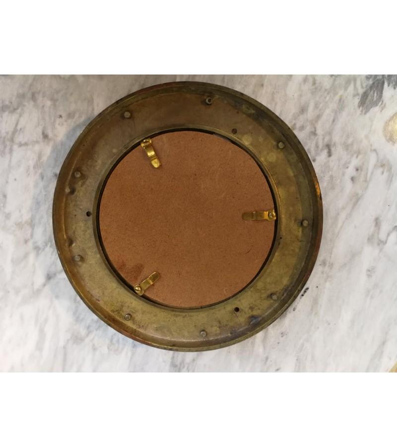 Veidrodis-laivo iliuminatorius, atidaromas, bronza. 8 vnt. Kaina po 32