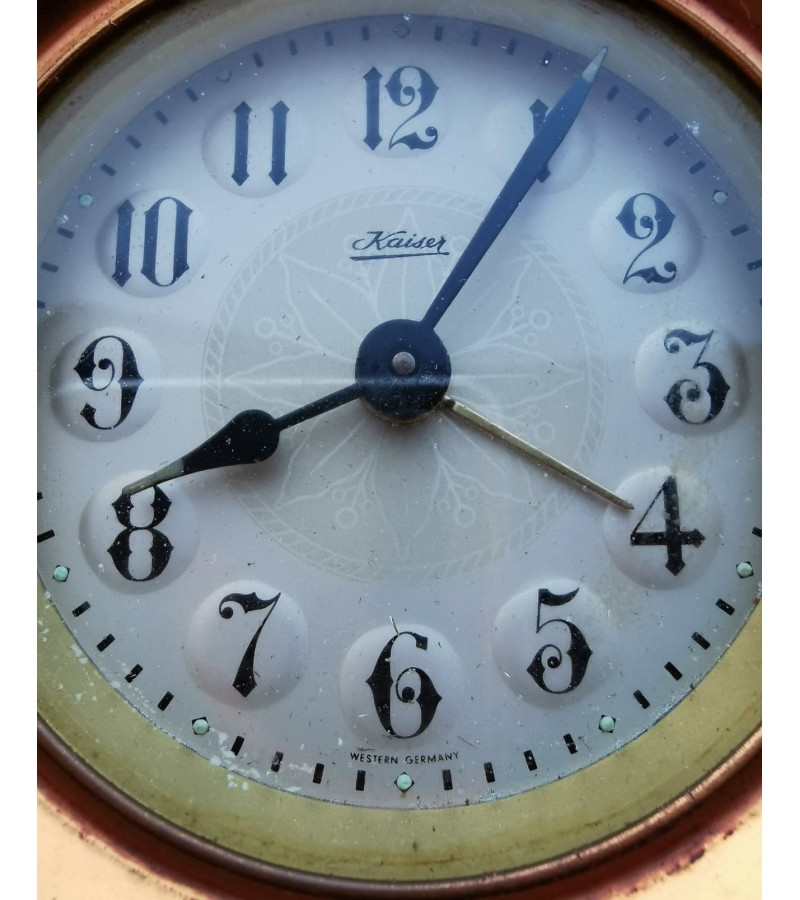 Laikrodis Kaiser. Kaina 21