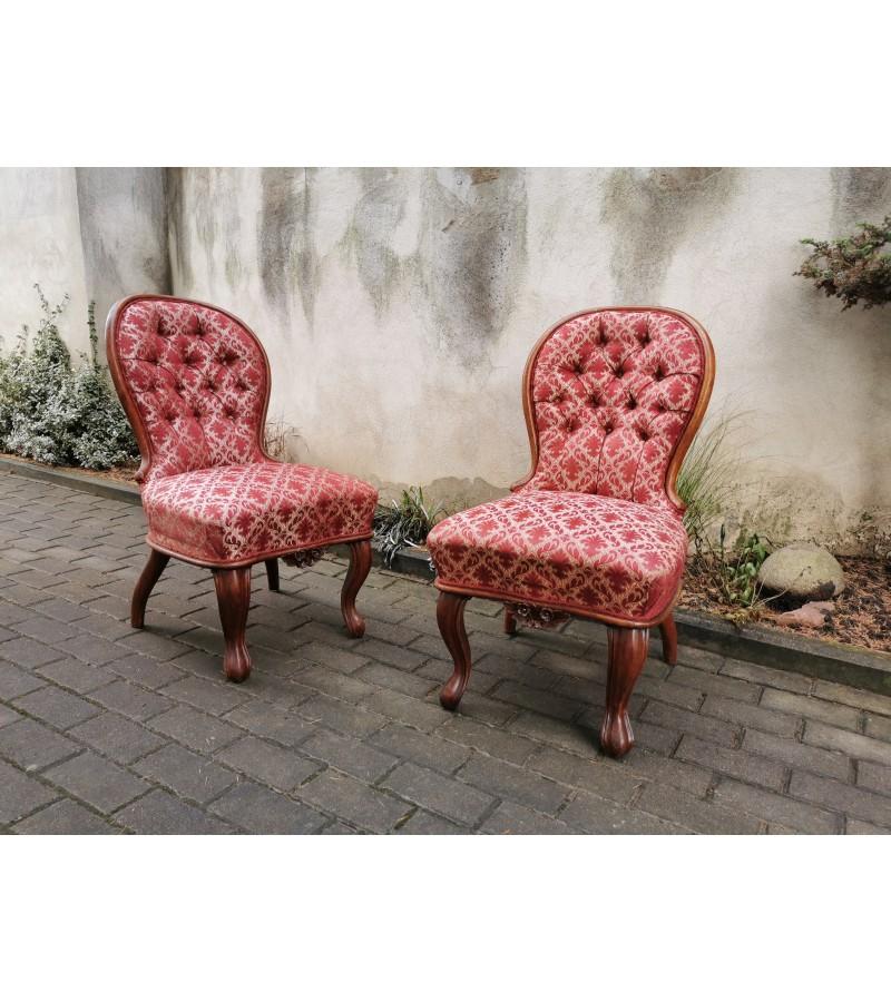 Foteliai antikvariniai. 2 vnt. Kaina po 112