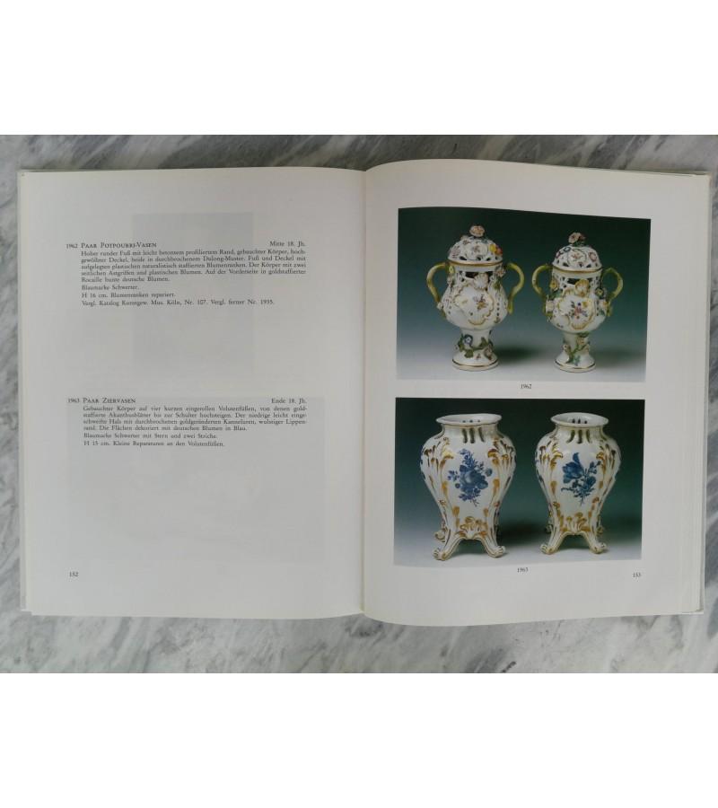 Knyga - katalogas Meissen. Kaina 11