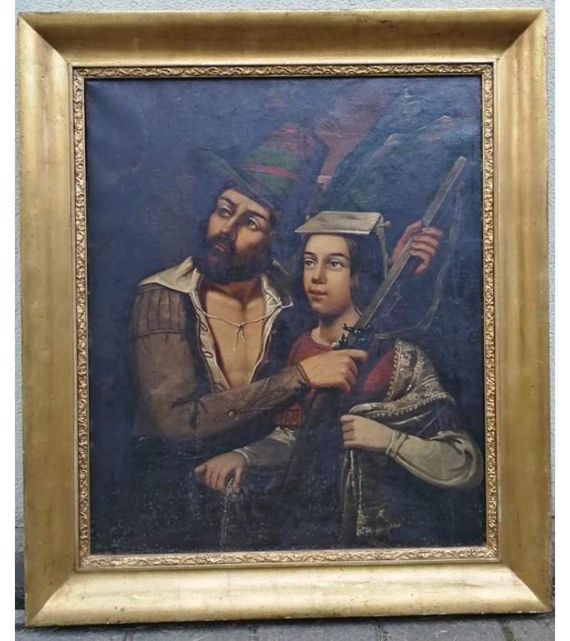 Antikvarinis paveikslas. Kaina 627