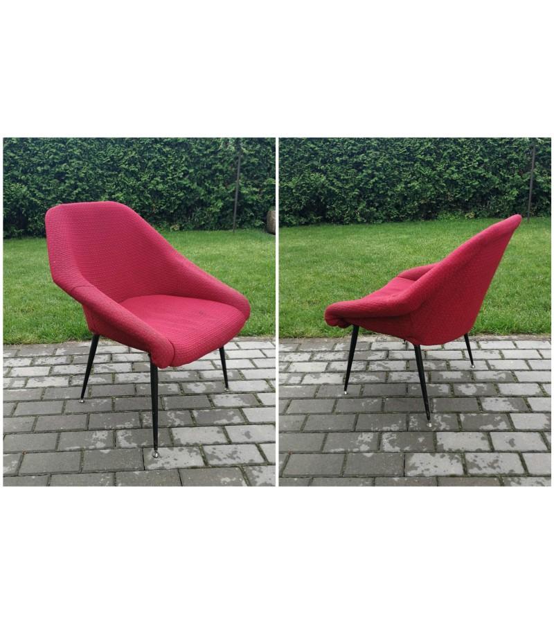 Stilingas foteliukas, krėslas. 1968 m. GDR. Kaina 107