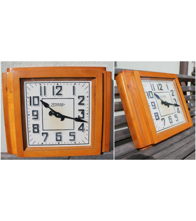 Vintazinis laikrodis Strela. Kaina 62