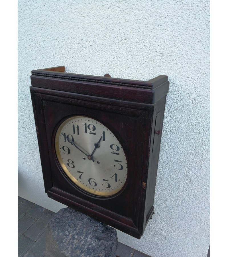 Antikvarinis didelis laikrodis. Kaina 187