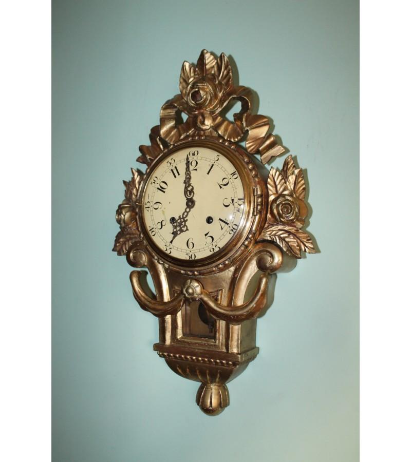 Svediskas laikrodis. Kaina 152 Eur.