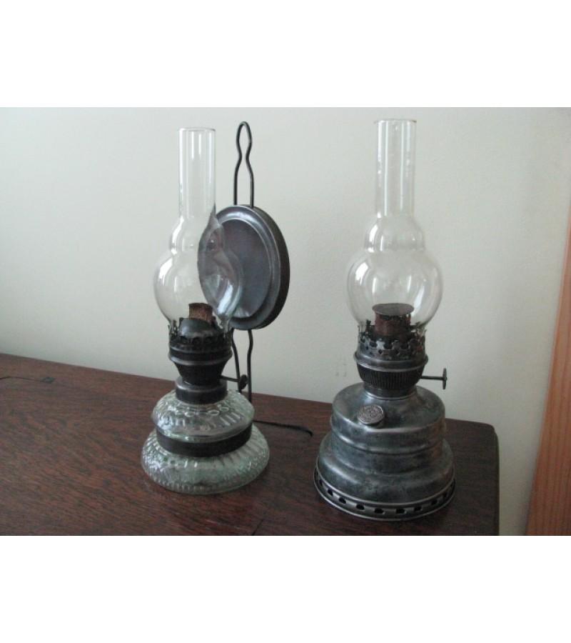 Žibalinė lempa, antikvarinė. PIRMOJI PARDUOTA. Kaina 36