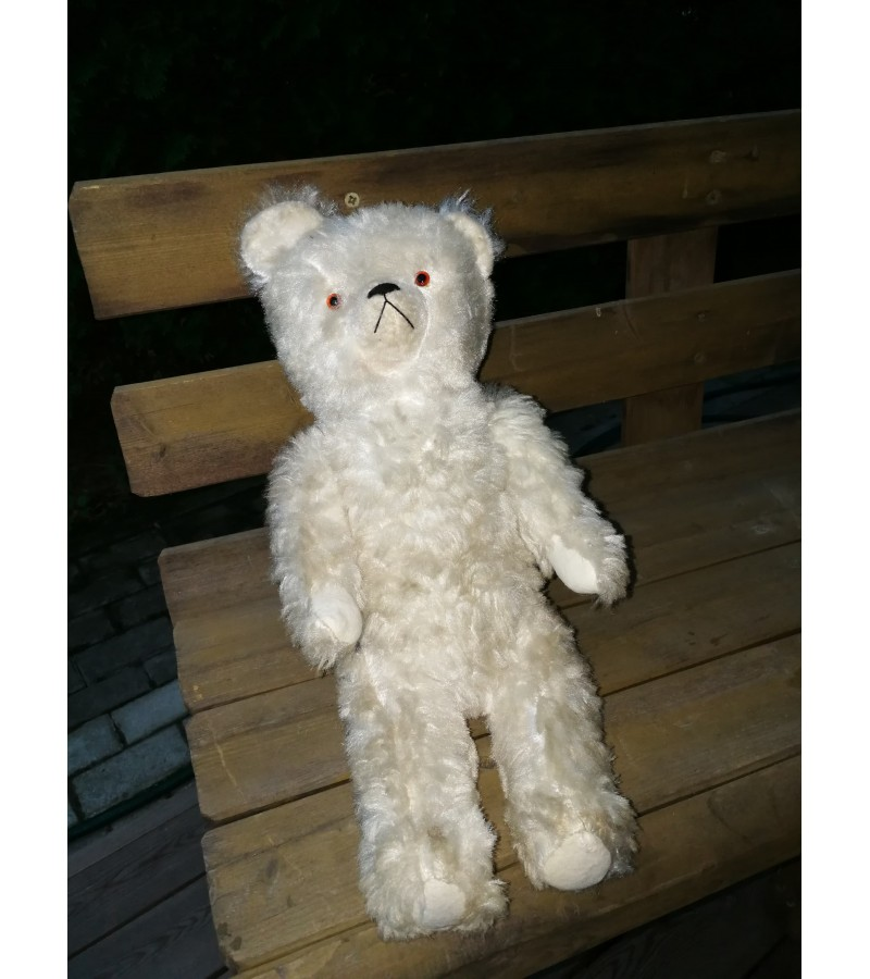Antikvarinis meskinas #antique teddy bear. Kaina 57