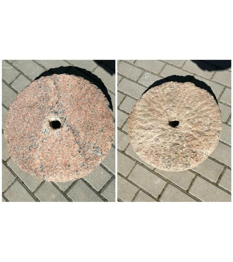 Girnapuse rausvo akmens. Kaina 82