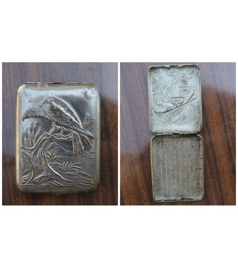 Antikvarinis portsigaras. Kaina 16