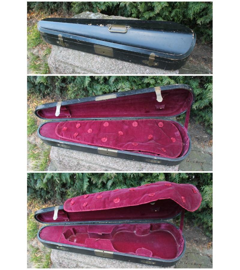Smuiko dėžė, futliaras antikvarinis. Kaina 157