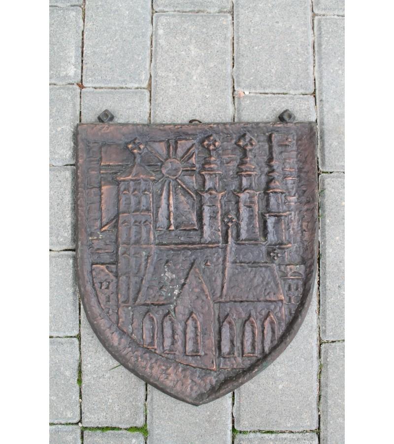 Bareljefas Vilnius. Kaina 17