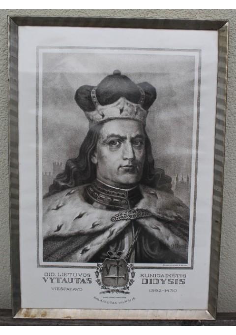 Vytautas. Kaina 26 Eur.