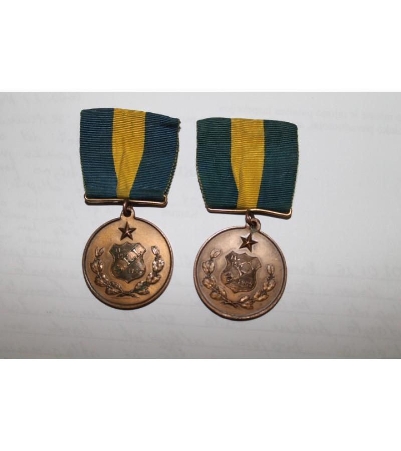 Svediski medaliai. Kaina po 13 Eur.