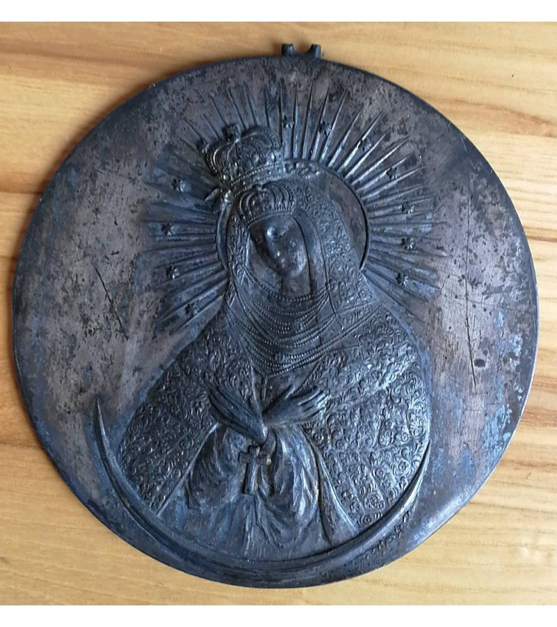 Prieskarine plakete Marija. Kaina 27