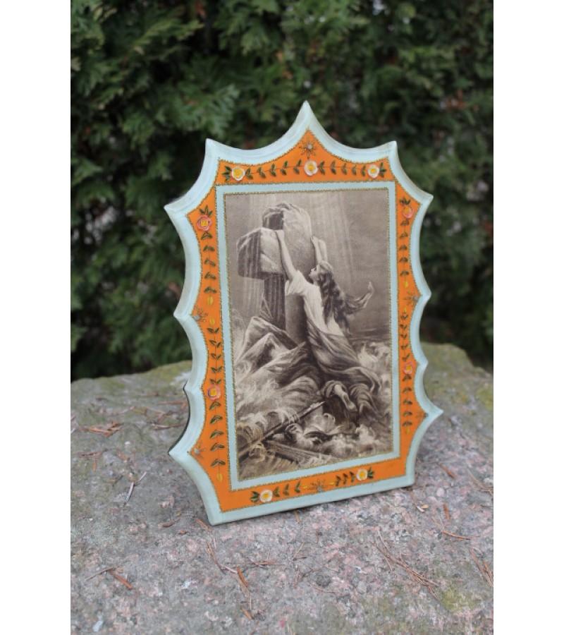 Senovinis sventas paveikslelis. Kaina 26 Eur.