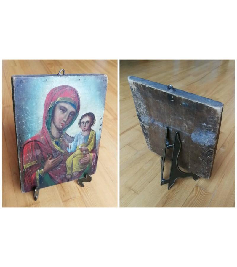 Ikona Sv. Marija su kudikiu. Kaina 227