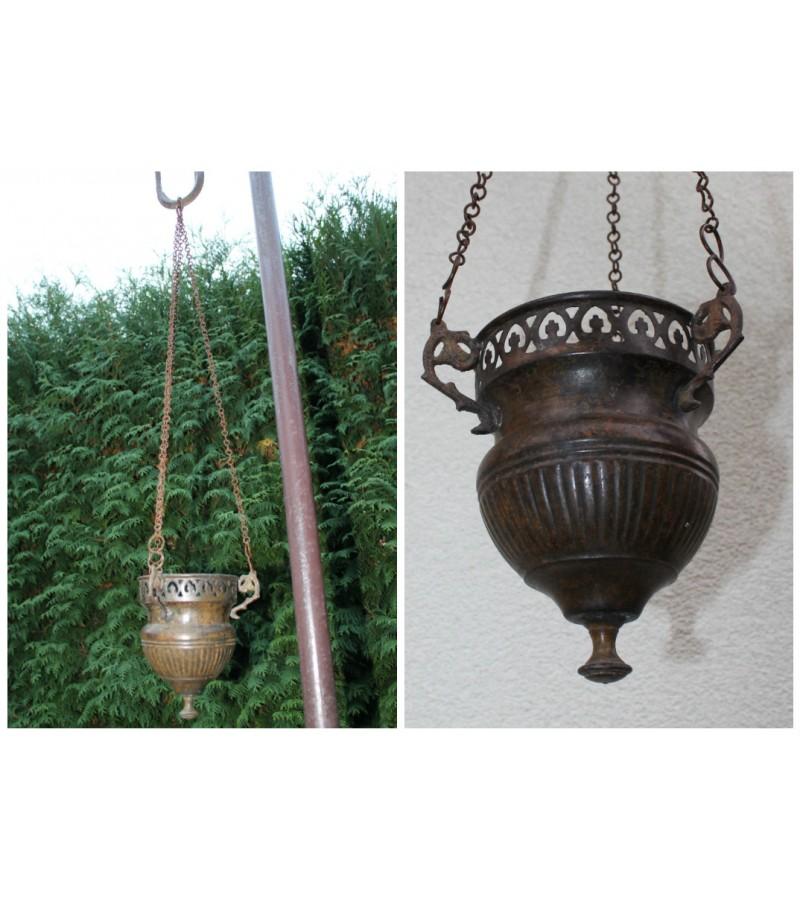 Tarpukario lampada. Kaina 172