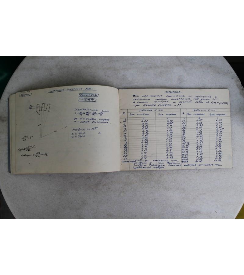1950 m. eskizu sasiuvinys. Kaina 8 Eur.