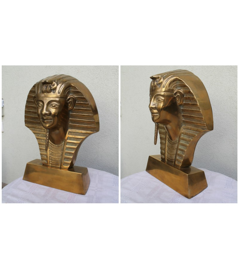 Bronzinis Faraonas. Kaina 82 Eur.